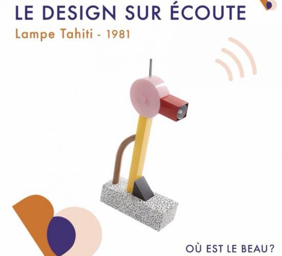 Lampe Tahiti